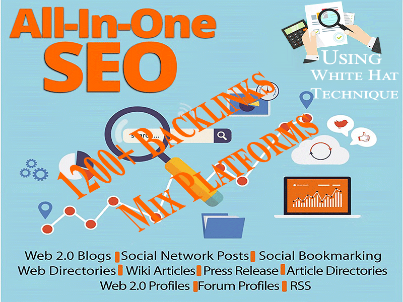 1200+ Mix Platform Backlink To Boost Your Site Rank
