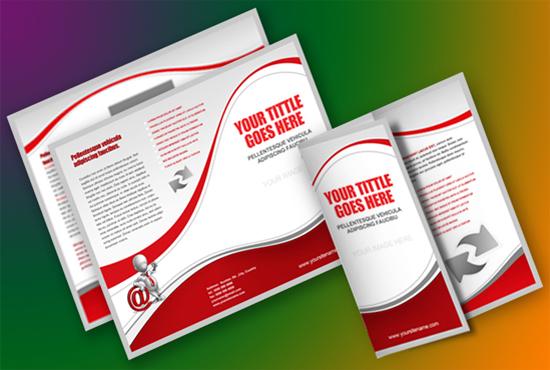 Flyer, Brochure and poster Design Service