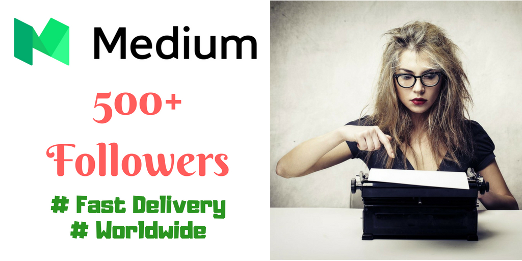 25 Medium Followers for medium profile