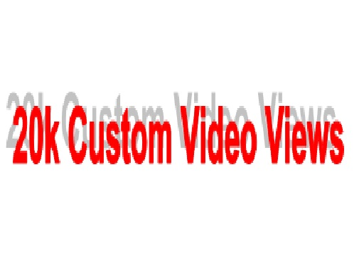 Create Video Popularity Through adding Visitors