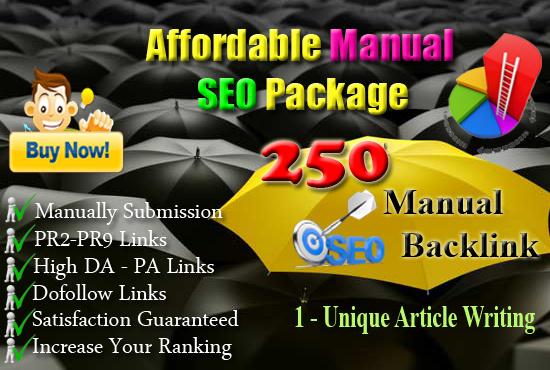 Make Dofollow 250 Blog Comment Backlinks