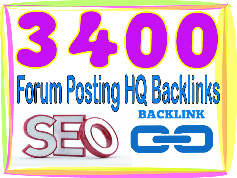 Create 3400 HQ. From Posting PR7 to PR10 Backlinks Boost SEO Ranking