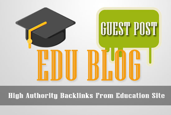 10X High-Authority Edu Guest Post DA70-90+m Limited Offer