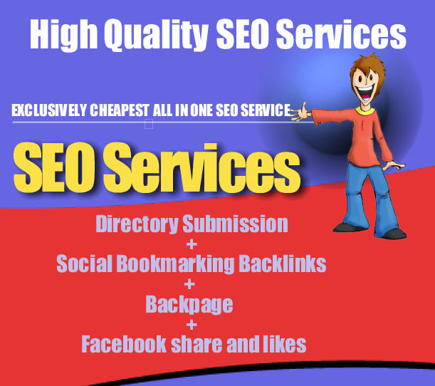 Ultimate SEO Service All in One Pack