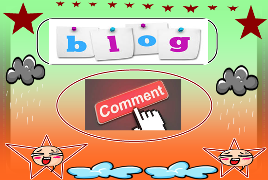 offer 5 High Quality  blog comment