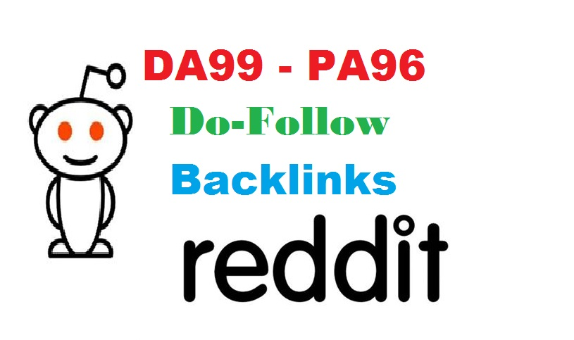 Super Powerful Dofollow Backlink On Reddit - Google indexed & Ping