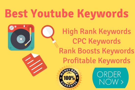 Find You Best Youtube CPC Keywords