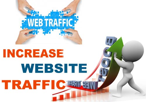 Unlimited Website Traffic For 7 Days +3 Days FREE OFF...