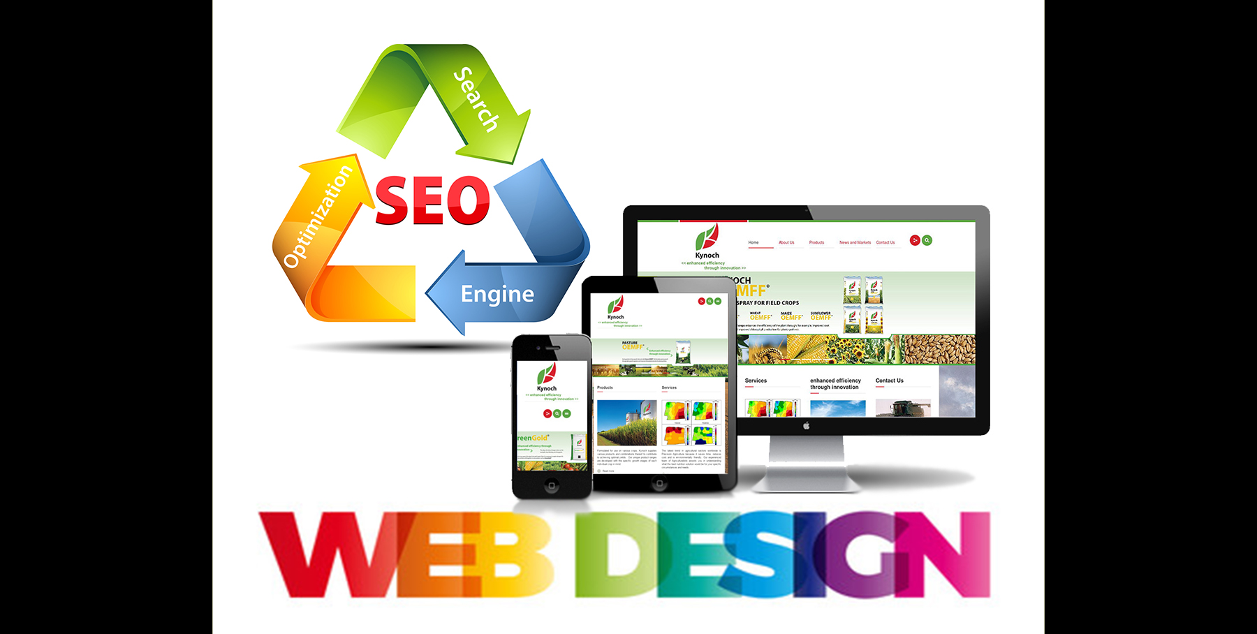 To register 3 Domains For SEO Improvement