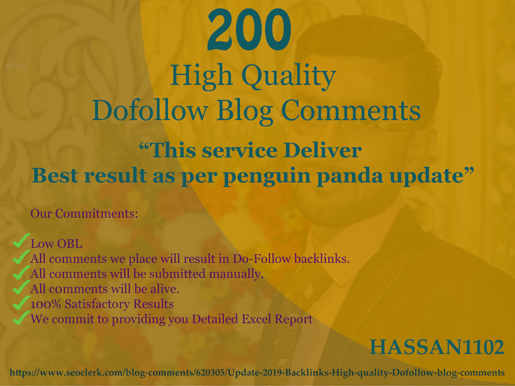 Update Backlinks High quality Dofollow blog Links low obl Build your site quickly Rank in google
