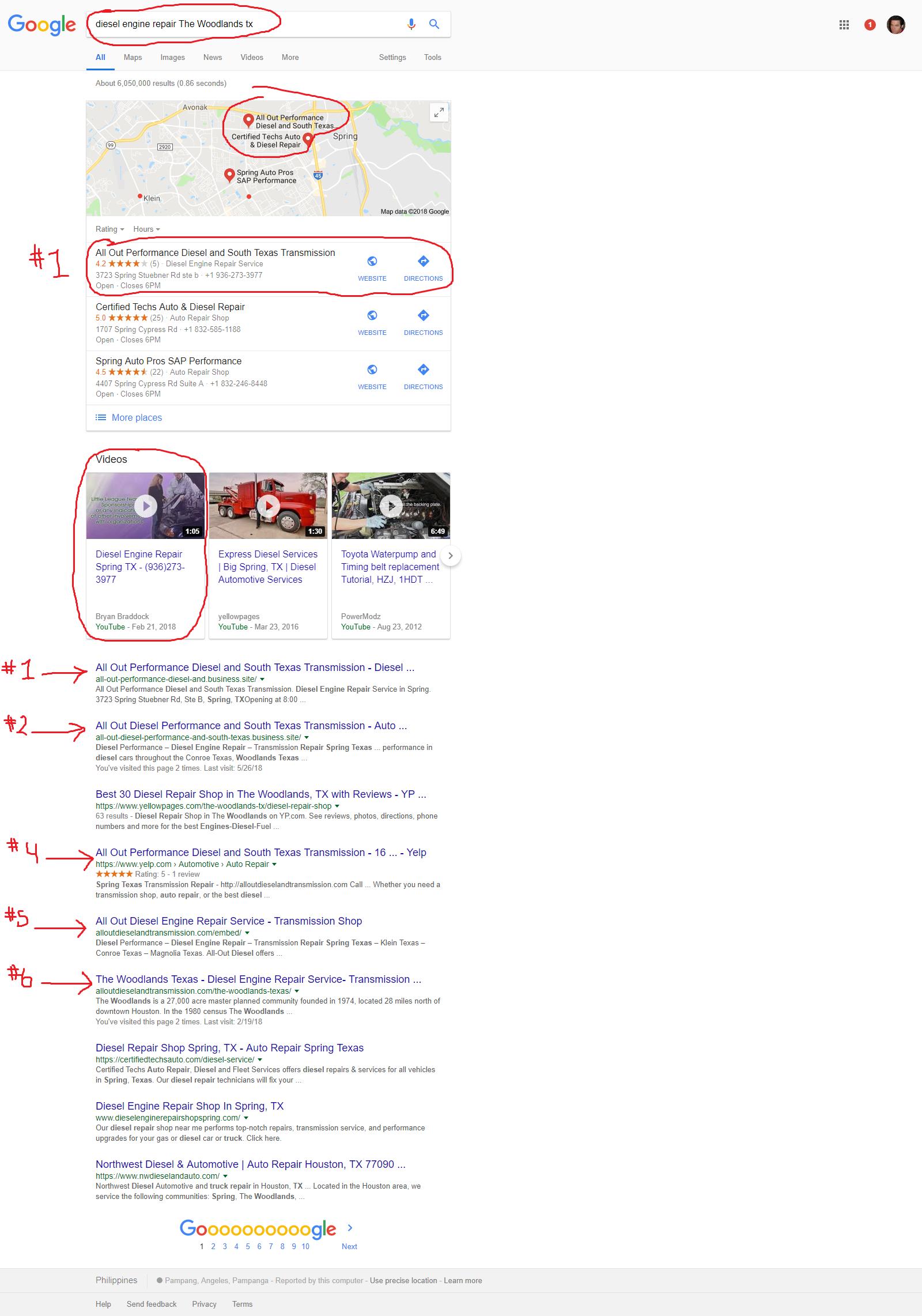 White Label - Local SEO Google 3 Pack Ranking