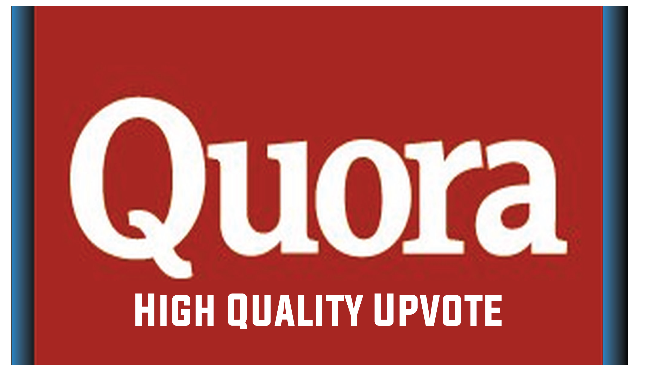 30+ Worldwide Quora Upvotes in very short Time