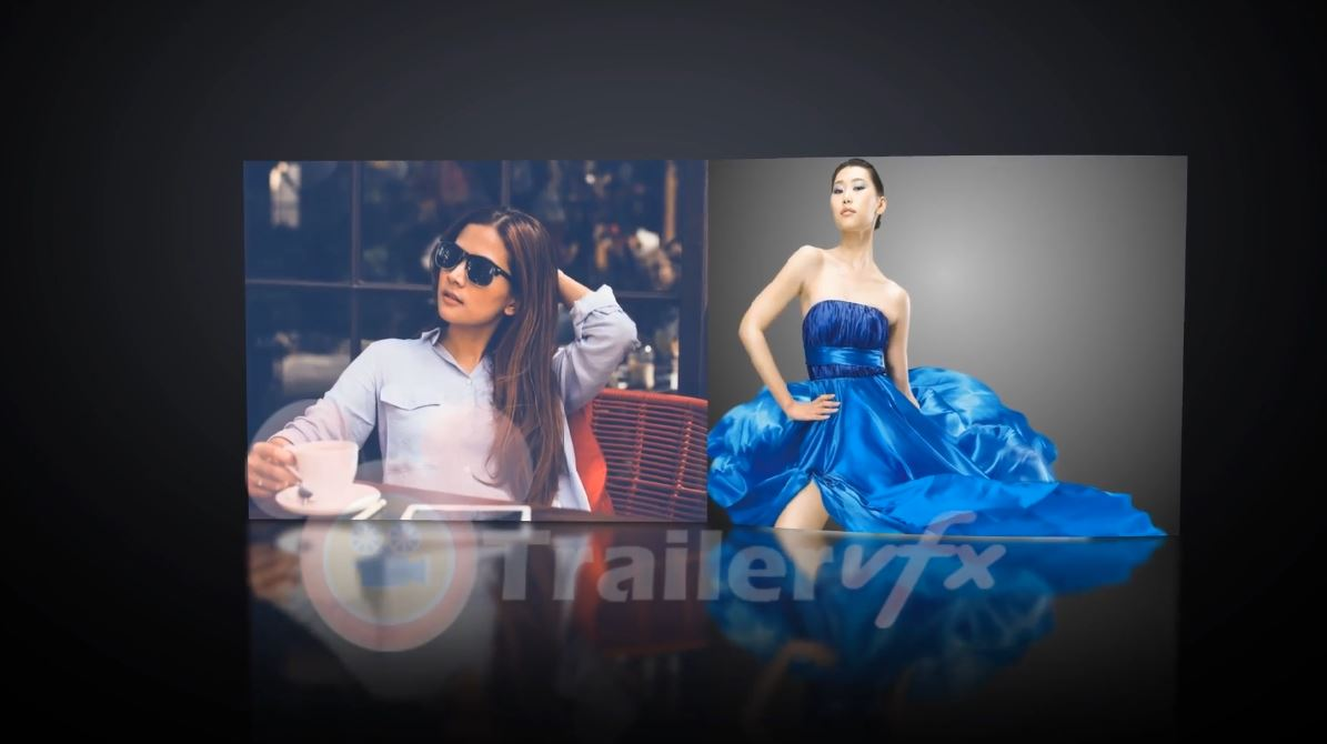 Create This 3D Magazine Style Fashion Promo Video
