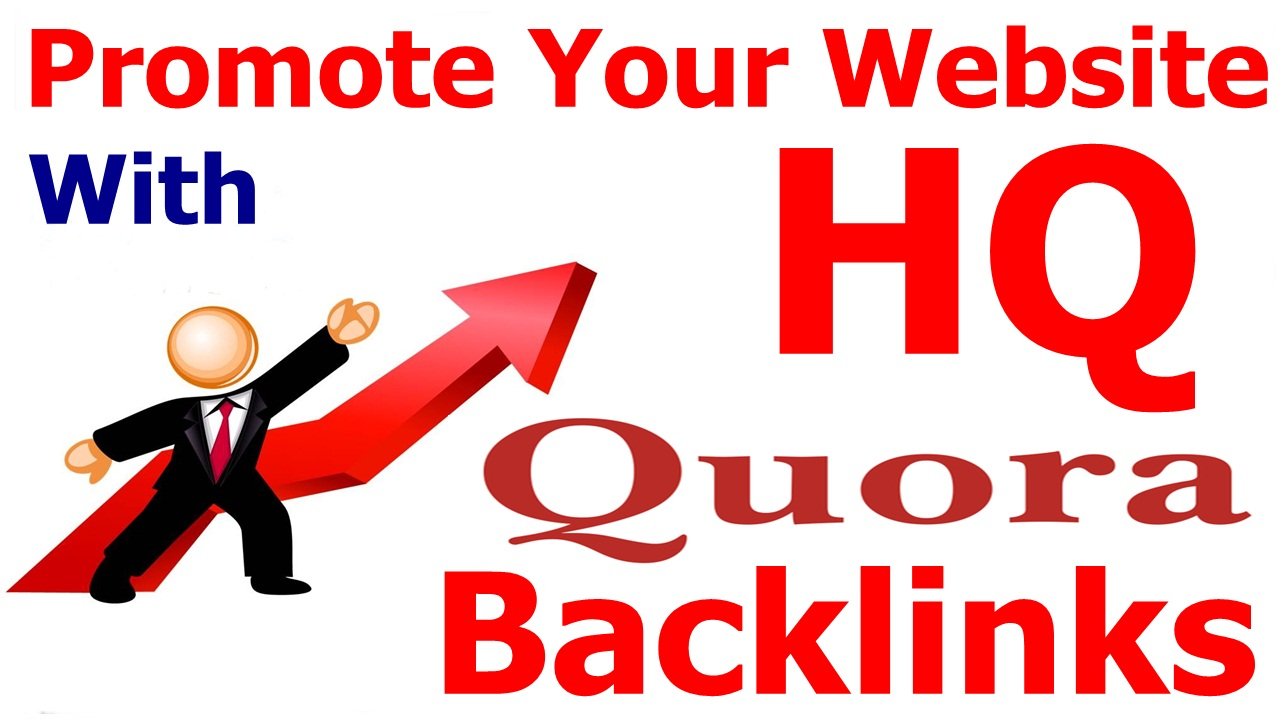 High Quality 12 Quora answesr for your website ranking