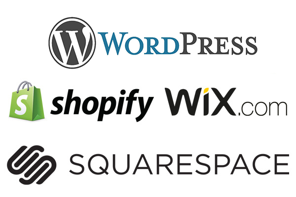 I will create or redesign Wix, Squarespace, Wordpre...