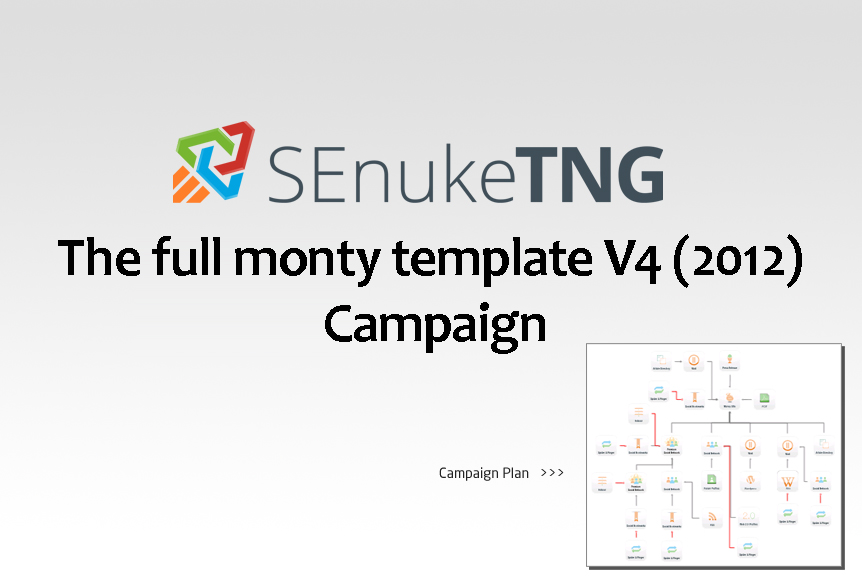 Boost SEO for Website with The full monty template V4 2012