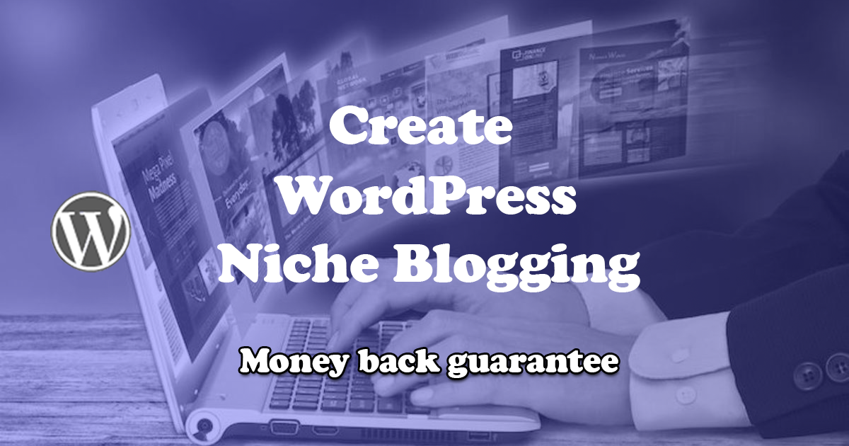 Build SEO friendly Blogging website via WordPress