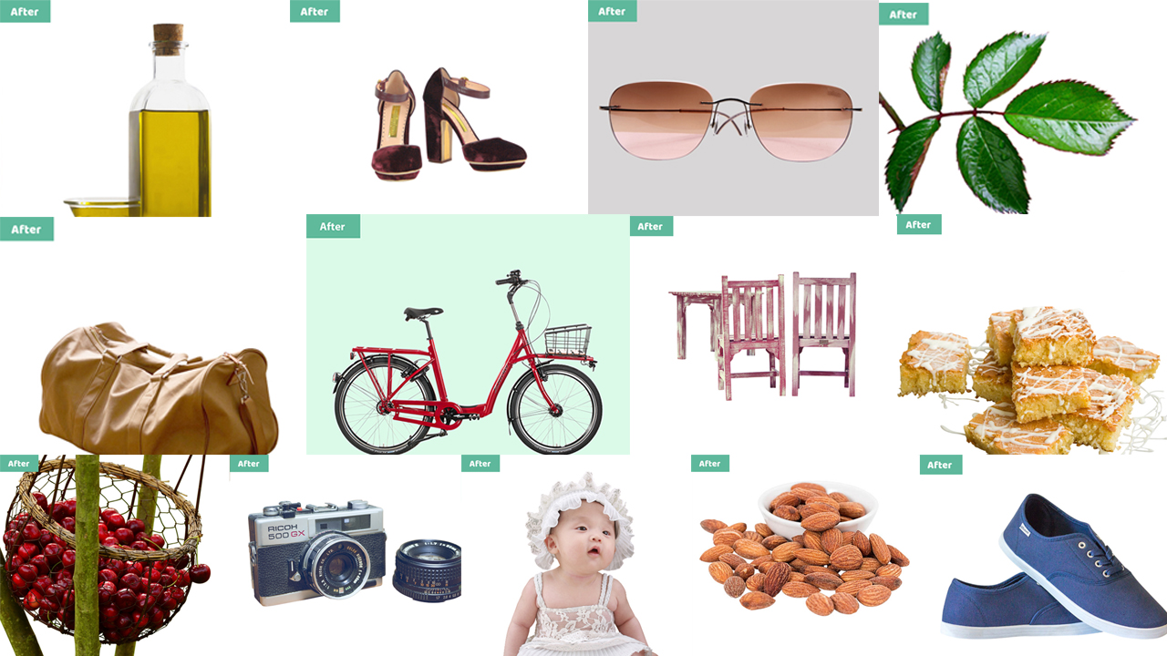 Background Removing Or Clipping Path