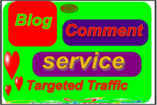 Provide 10 best High Quality blog comment