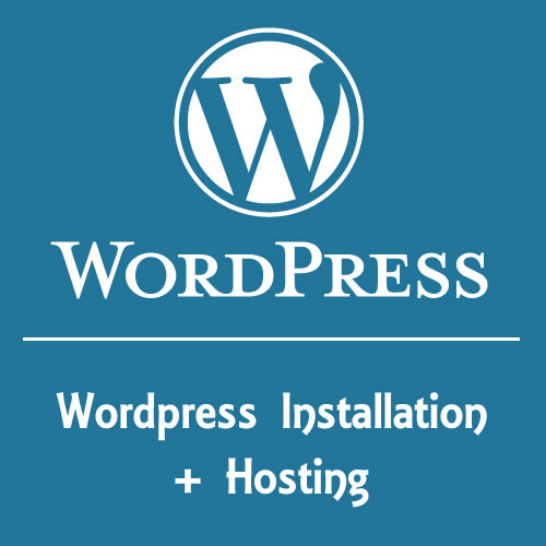 We will host & install a Wordpress website (+ Free SSL)