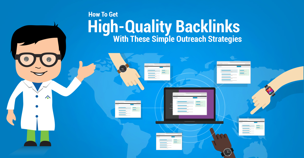 20 High Quality Backlink for promoting your music and website ranking