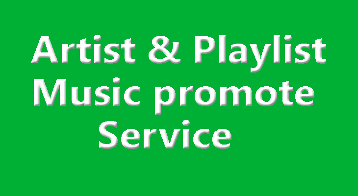 Add your song to 1000+  Artist or Playlist Listener