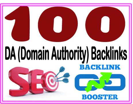 Submit 100 PR9 - DA -Domain Authority- High PR Most Effective Backlinks