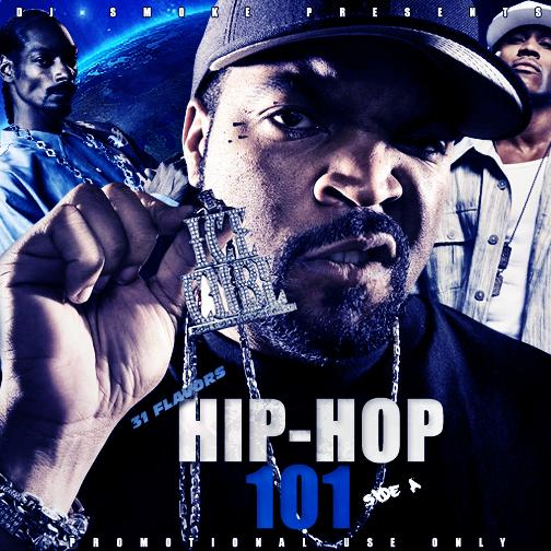 Add your song to the HipHop 101 playlist for 1 month 400+ fans