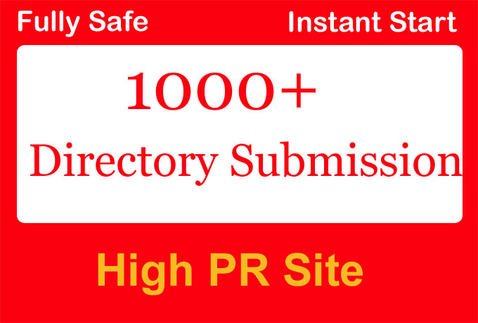 Create 5000 Directory Submission Backlink with High P...