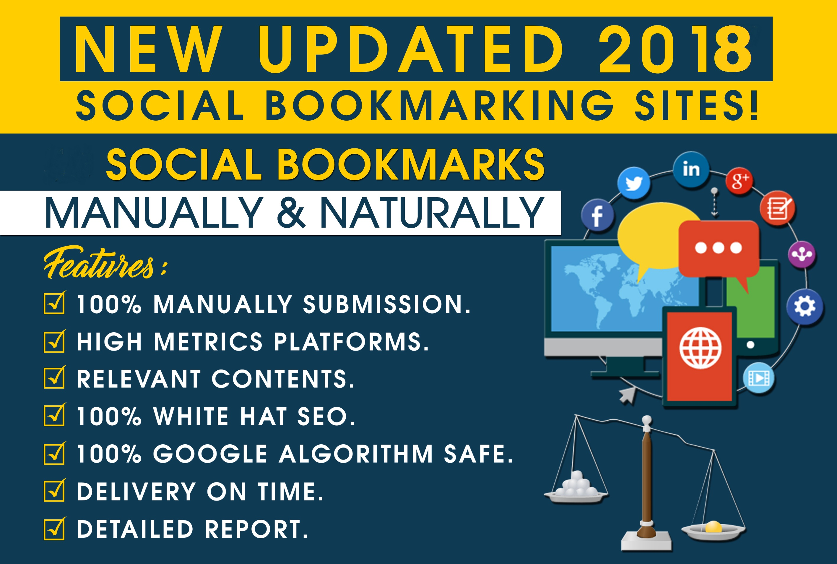 Top 10 Social Bookmarks to boost your Skyrocket Ranking SEO backlinks service