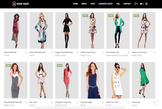 I will build professional eCommerce website for low c...