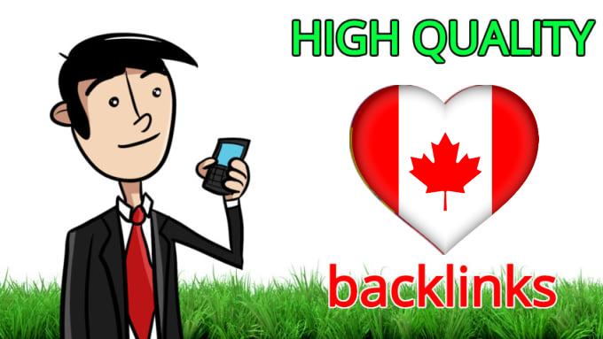 10 Quality forum backlinks Canada