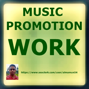 Great offer to promote music/tracks biologically