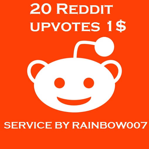 Super Fast 20+ High quality Reddit upvotes to your post or comment with in 1-4 hours