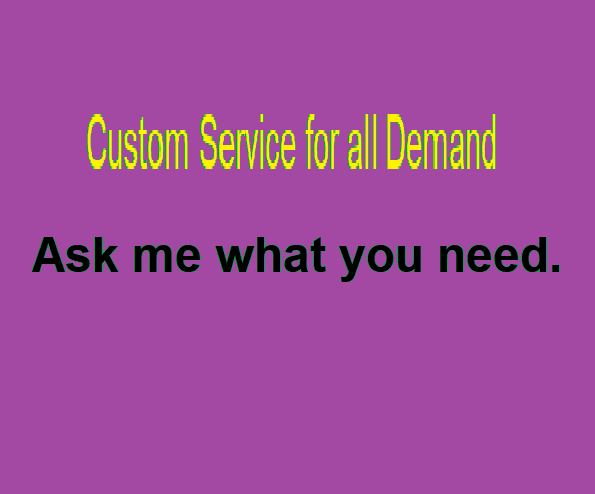 Offering-Custom-Service-for-all-demand