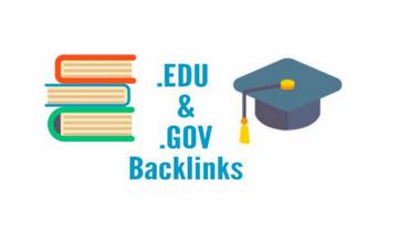 EDU GOV Backlinks for building TOP quality SEO Link Profile