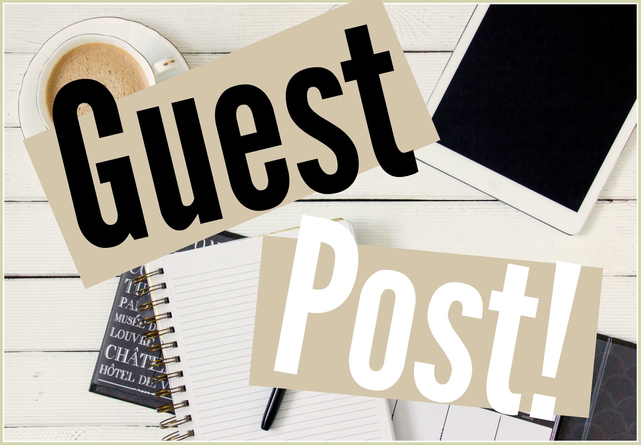 10 High Authority Sites Guest Posts