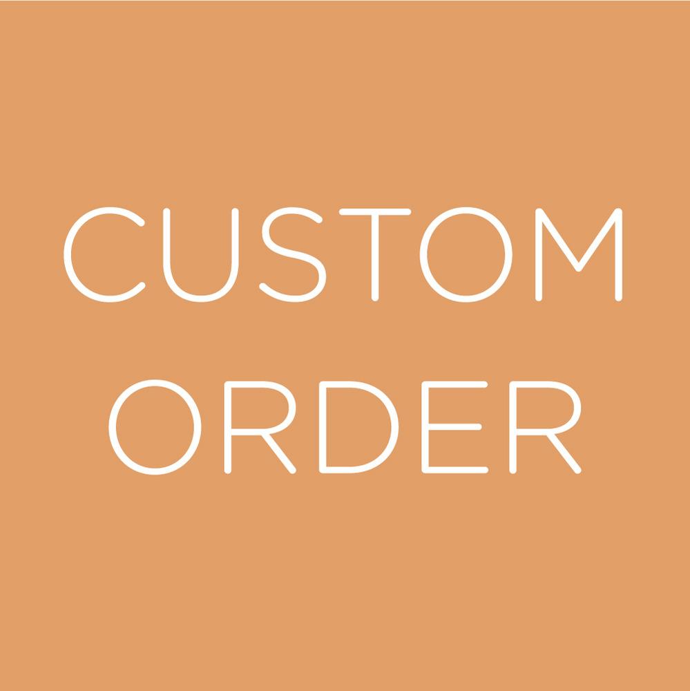 Custom Wordpress Order For Buyer
