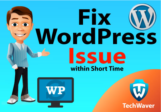 Fix Your Wordpress Issue/bug within 1-3 hours