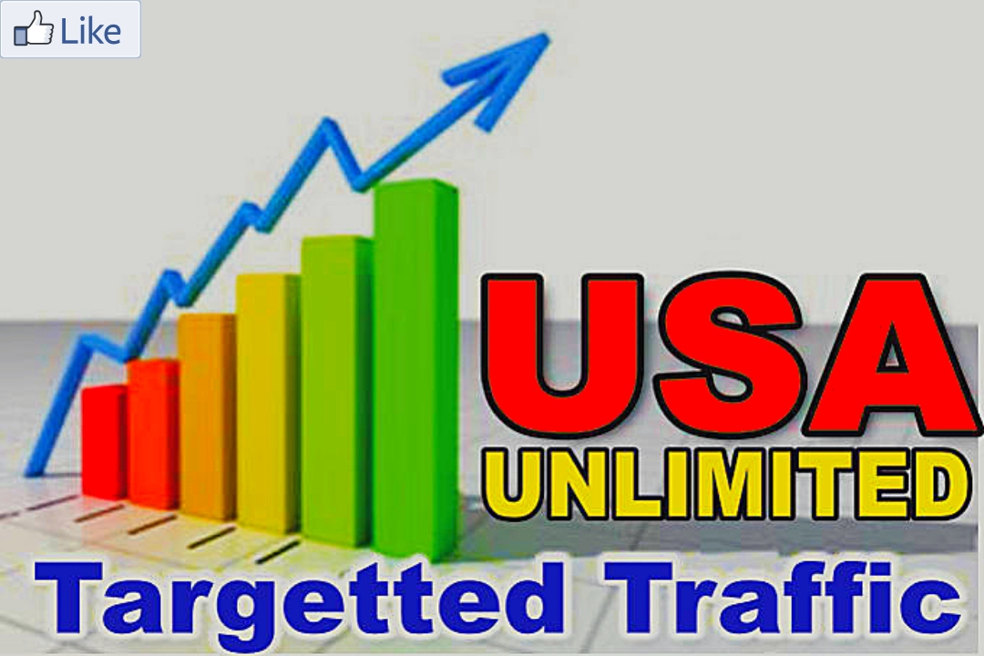 increase traffic your social media with real visitors