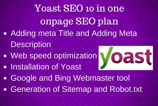 Write SEO Meta Tags Using Yoast Optimization In Wordpress Plugin
