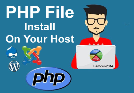 Install PHP Script Or update on your host Within Few ...