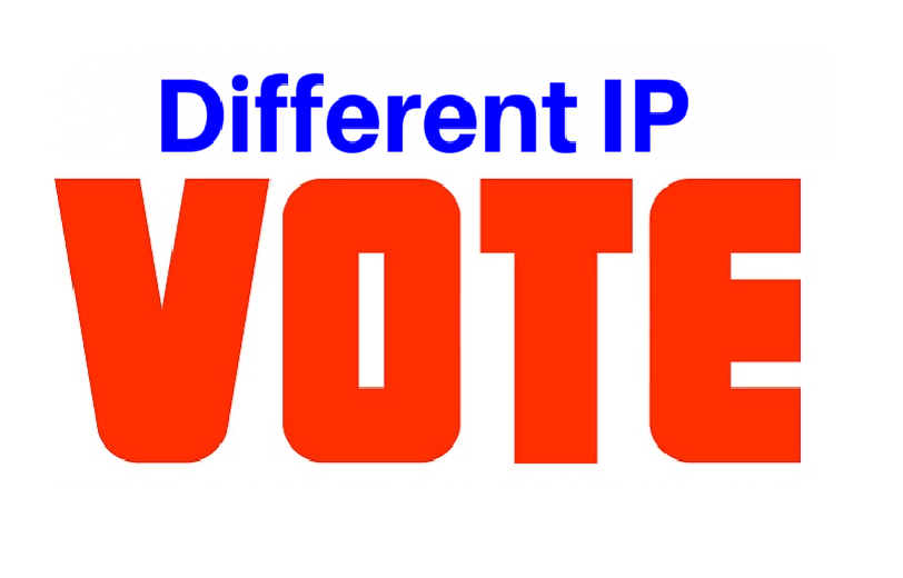 cast genuine different IP 150 votes to make you the winner