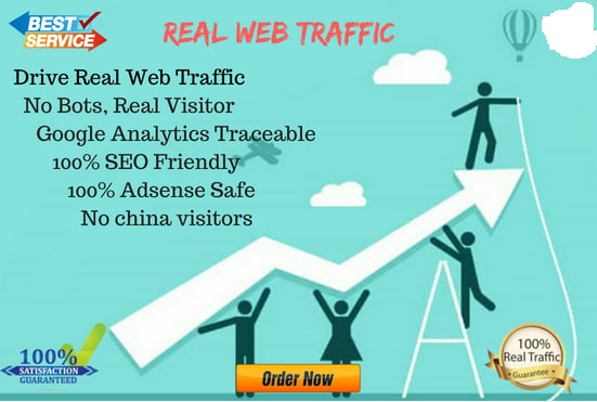 TARGET 100,000 REAL UNLIMITED ORGANIC LOW BOUNCE HUMAN WEB TRAFFIC