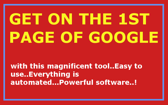 Get on The Top Page of Google by ease with this Powerful SEO Software