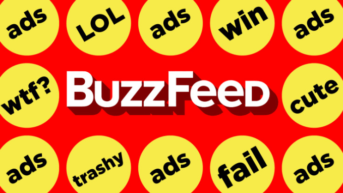 I'll publish your article on buzzfeed.com