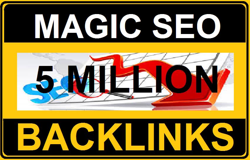 do 20 Million bulk backlinks Blast, alert neg impact on seo