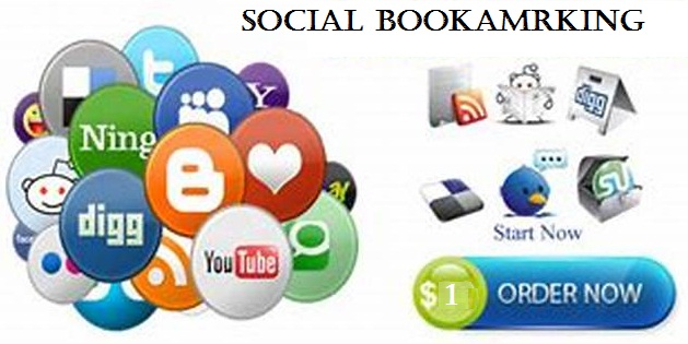 Instant 50 DA 40 - DA 100 Social Bookmarking Live Links Manual Submission