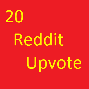 Get High Quality 30 Reddit Upvote Real, Non Drop, S...