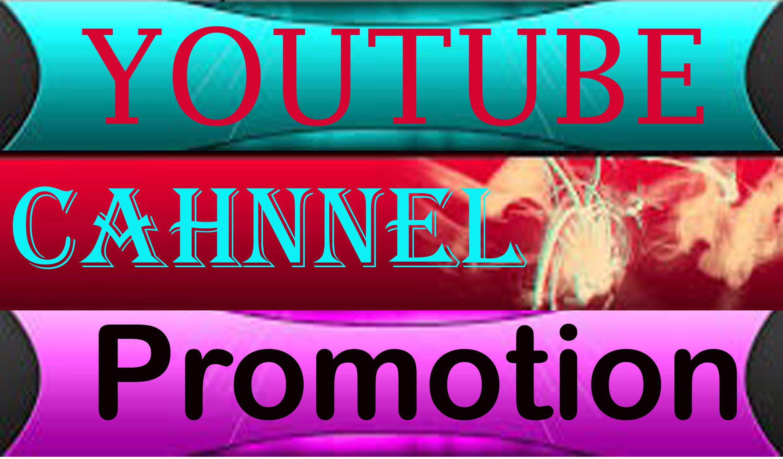 Super Fast Custom Promotion Instant Start & Real Work-Just